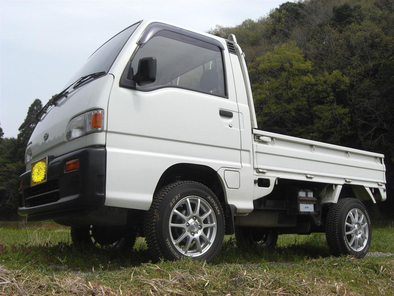 サンバー トラック (型式KS3・KS4)