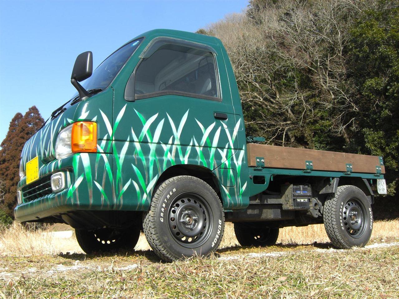 サンバー トラック (型式 TT1・TT2)