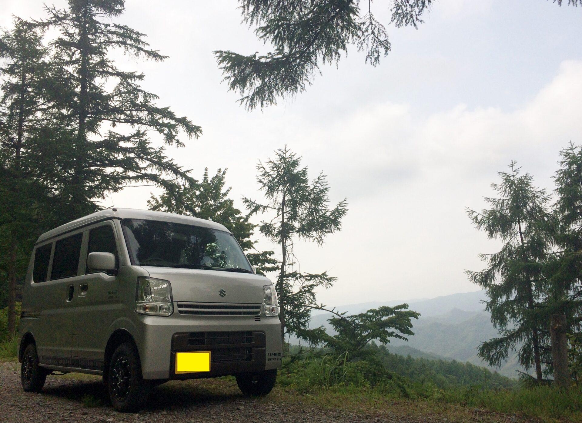 エブリイ バン・ワゴン(型式DA17)