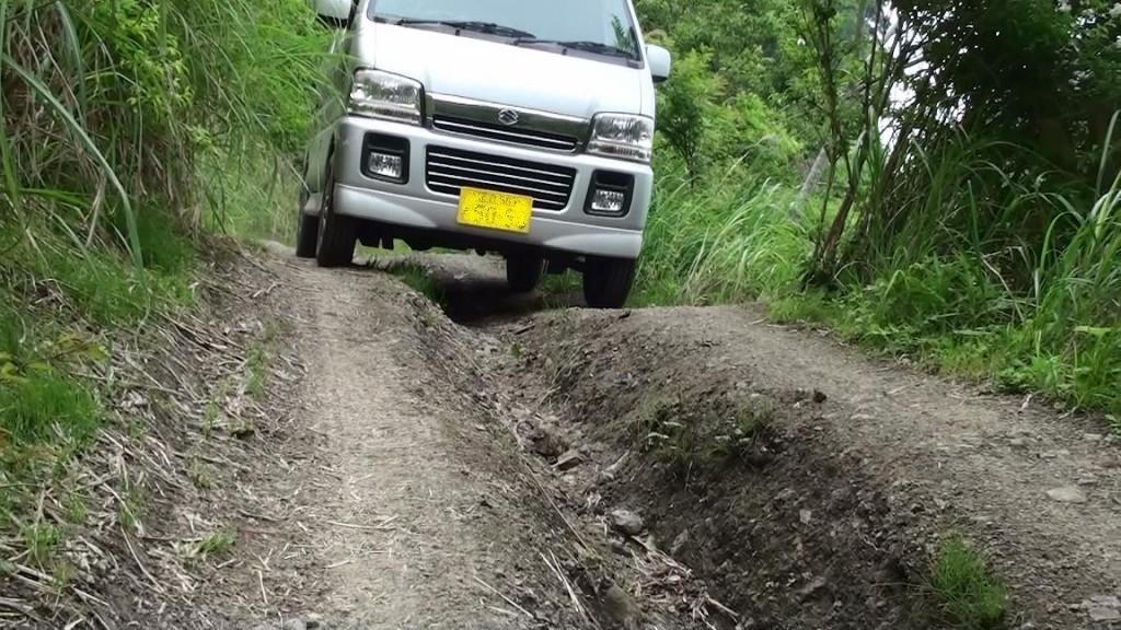 大山林道FAF-DA62W-3
