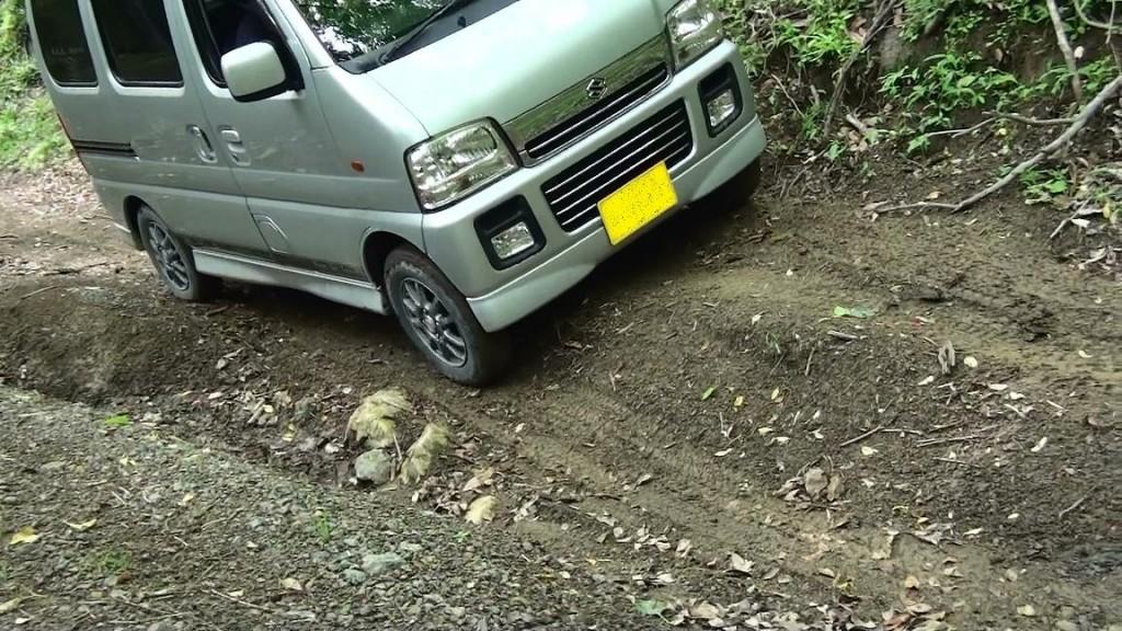 横尾林道FAF-DA62W-A2-5