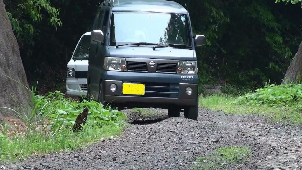 金谷元名林道FAF-U62W-1