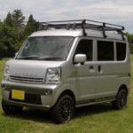 スズキ エブリイ バン・ ワゴン(型式DA17)