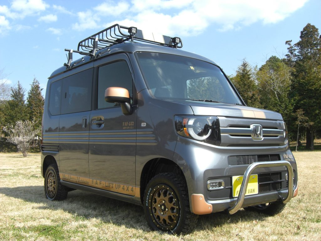 ホンダ n バン N-VAN(エヌバン)の中古車を探す|Honda認定中古車検索サイト
